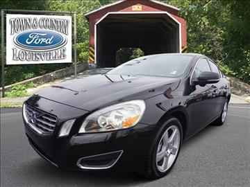 2012 Volvo S60 for sale in Louisville, KY