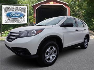 2014 Honda CR-V for sale in Louisville, KY