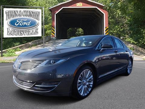 lincoln mkz for sale in louisville ky. Black Bedroom Furniture Sets. Home Design Ideas
