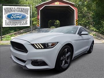 2015 ford mustang for sale in louisville ky