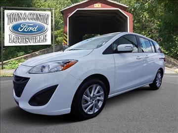 2014 Mazda MAZDA5 for sale in Louisville, KY