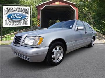 1997 Mercedes-Benz S-Class for sale in Louisville, KY