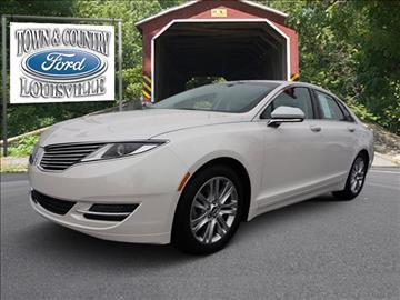 2016 Lincoln MKZ for sale in Louisville, KY