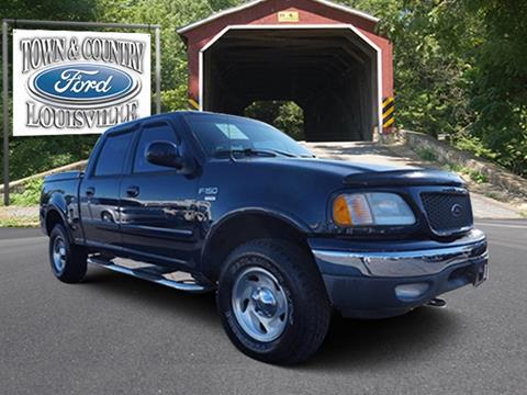 2001 Ford F-150 for sale in Louisville, KY