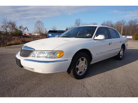 2002 Lincoln Continental For Sale - Carsforsale.com®