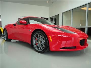 2014 Lotus Evora for sale in Plano, TX
