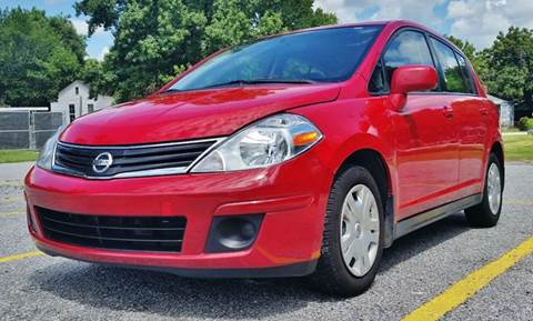 2012 Nissan Versa for sale in North Charleston, SC