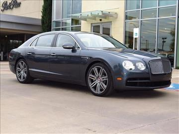 2016 Bentley Flying Spur V8 for sale in Dallas, TX