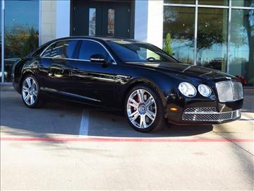 2016 Bentley Flying Spur W12 for sale in Dallas, TX