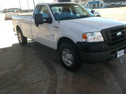 2007 Ford F-150 for sale in Newton, KS