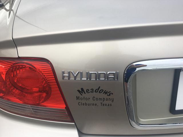 2005 Hyundai Sonata GLS 4dr Sedan - Cleburne TX