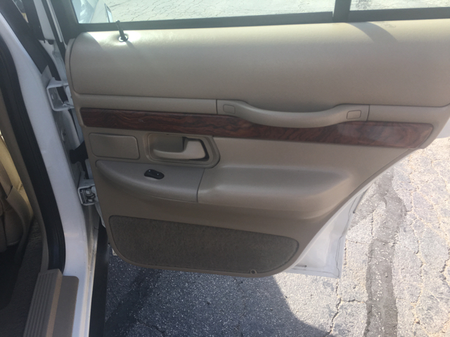 2001 Mercury Grand Marquis LS Premium 4dr Sedan - Cleburne TX