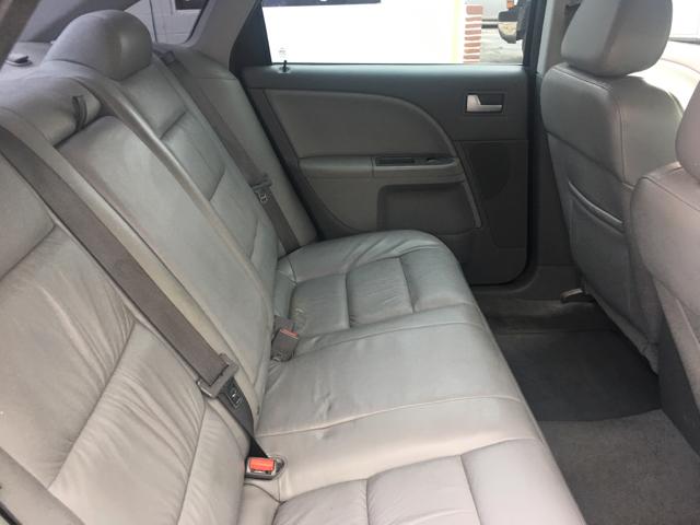 2006 Ford Five Hundred SEL 4dr Sedan - Cleburne TX