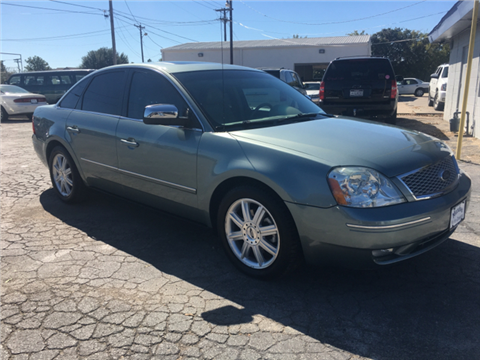 2005 Ford Five Hundred for sale in Cleburne, TX