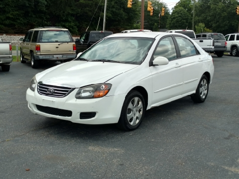 2009 Kia Spectra for sale in Stanley, NC