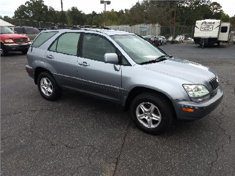 2001 Lexus RX 300 for sale in Stanley, NC