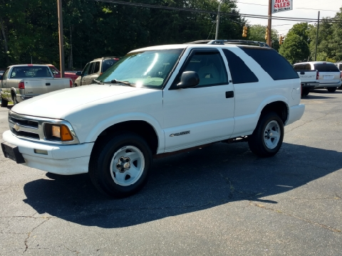 1996 Chevrolet Blazer For Sale In Houston Tx Carsforsale