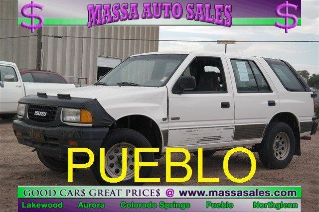 1994 Isuzu Rodeo for sale in Colorado Springs CO