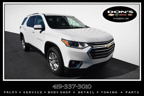 2018 Chevrolet Traverse for sale in Wauseon, OH