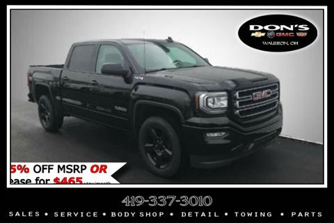 2017 GMC Sierra 1500 for sale in Wauseon, OH