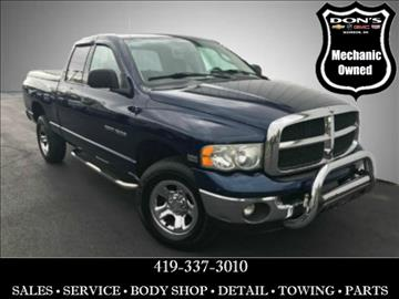 2003 Dodge Ram Pickup 1500 for sale in Wauseon, OH