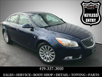 2011 Buick Regal for sale in Wauseon, OH