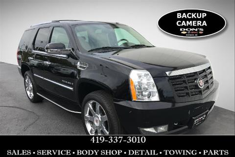 2009 Cadillac Escalade for sale in Wauseon, OH
