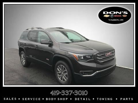 2017 GMC Acadia for sale in Wauseon, OH