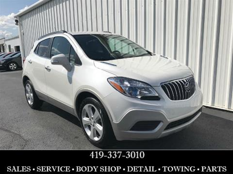 2015 Buick Encore for sale in Wauseon, OH