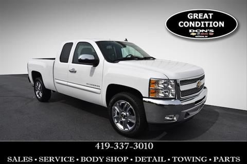 2013 Chevrolet Silverado 1500 for sale in Wauseon, OH