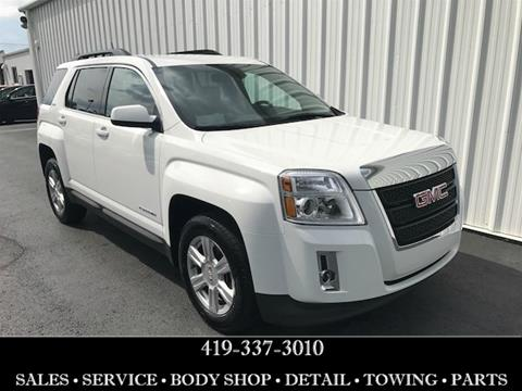 2015 GMC Terrain for sale in Wauseon, OH