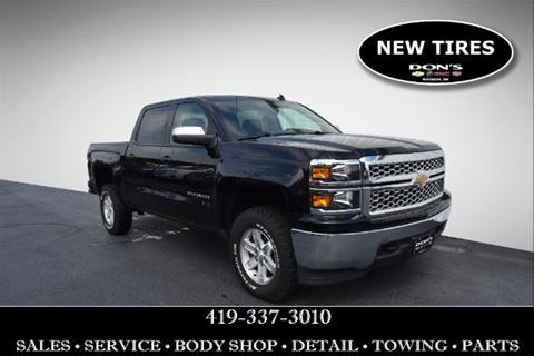 2014 Chevrolet Silverado 1500 for sale in Wauseon, OH
