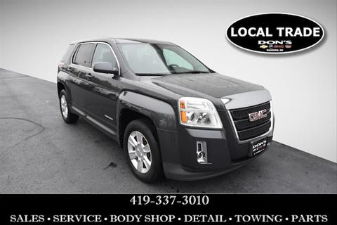 2011 GMC Terrain for sale in Wauseon, OH