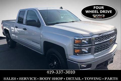 2015 Chevrolet Silverado 1500 for sale in Wauseon, OH