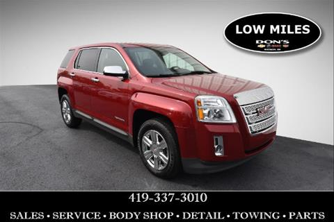 2014 GMC Terrain for sale in Wauseon, OH