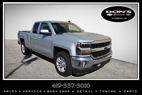 2018 Chevrolet Silverado 1500 for sale in Wauseon, OH
