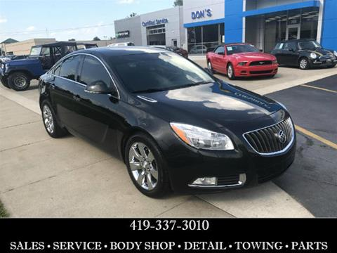 2012 Buick Regal for sale in Wauseon, OH