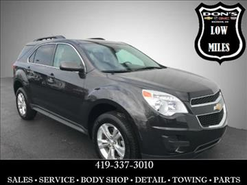 2015 Chevrolet Equinox for sale in Wauseon, OH