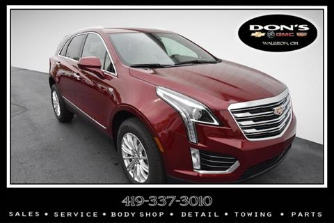 2018 Cadillac XT5 for sale in Wauseon, OH