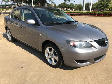 2006 Mazda MAZDA3 for sale in Garland, TX