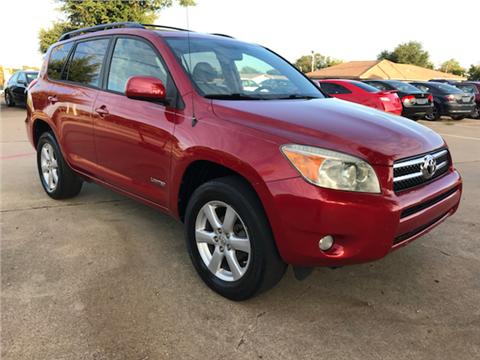2006 Toyota RAV4 for sale in Garland, TX