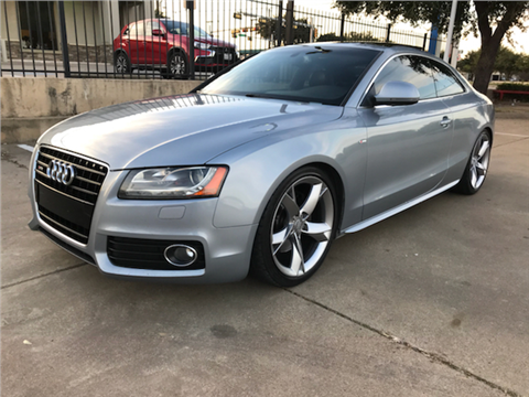 2009 Audi A5 for sale in Garland, TX