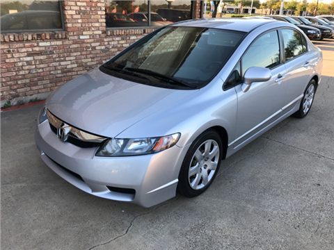 2011 Honda Civic for sale in Garland, TX