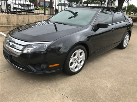 2010 Ford Fusion for sale in Garland, TX