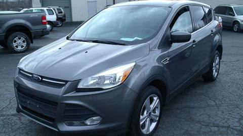 2014 Ford Escape for sale in Taylor, PA