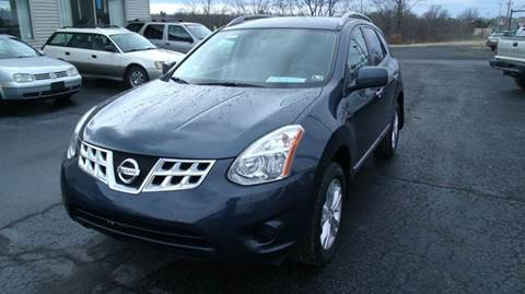 2012 Nissan Rogue for sale in Taylor, PA