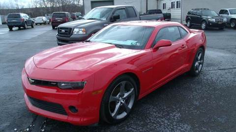 2014 Chevrolet Camaro for sale in Taylor, PA