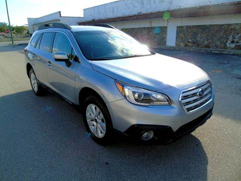 2016 Subaru Outback for sale in Fort Lauderdale, FL