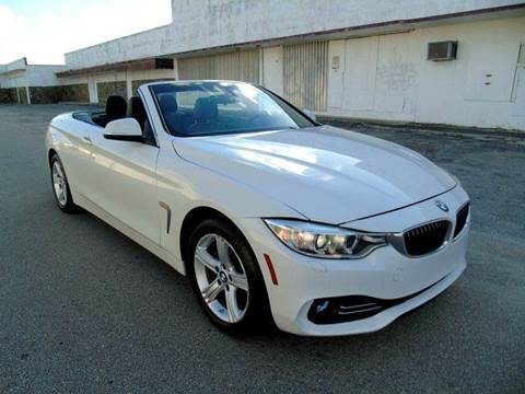 2015 BMW 4 Series for sale in Fort Lauderdale, FL