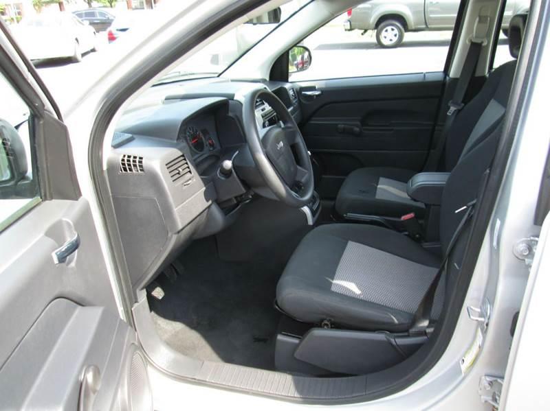 2008 Jeep Compass Sport 4dr SUV w/CJ1 - Lorain OH